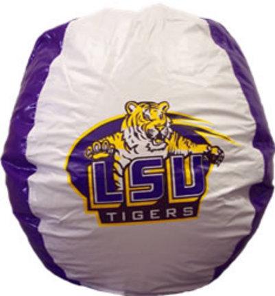 Louisiana State (LSU) Tigers Collegiate Bean Bag Chair