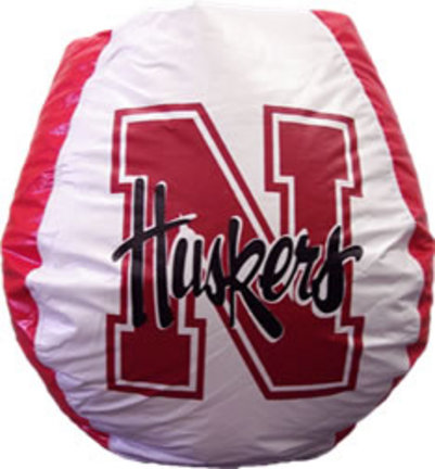 Nebraska Cornhuskers Collegiate Bean Bag Chair