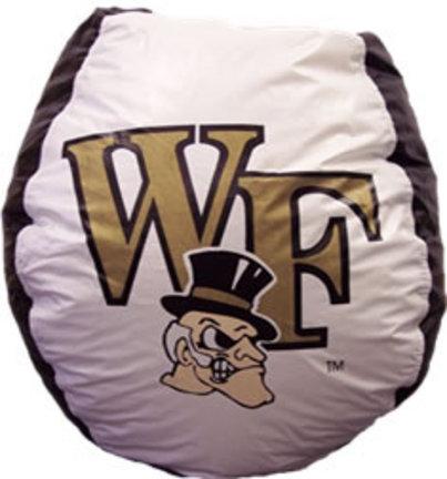 Wake Forest Demon Deacons Collegiate Bean Bag Chair