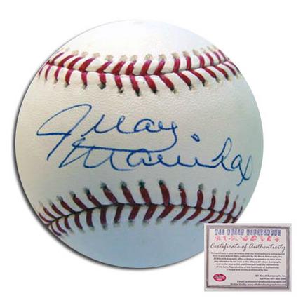 Juan Marichal San Francisco Giants Autographed Rawlings MLB Baseball
