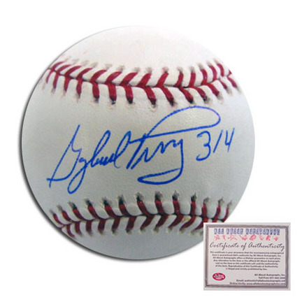 "Gaylord Perry Seattle Mariners Autographed Rawlings MLB Baseball with """"314"""" Inscription"" AAA-76005"