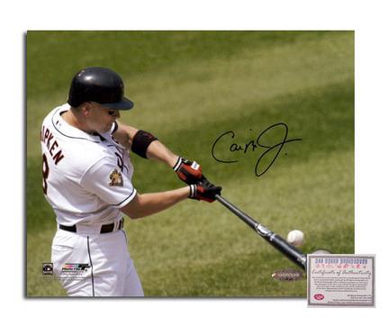 Photograph | Baltimore | Autograph | Ripken | Oriole | Bat