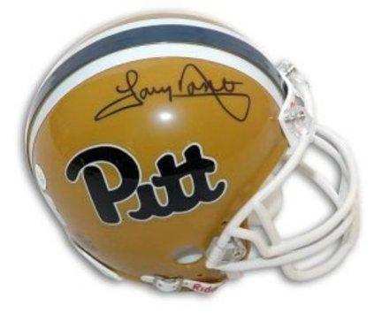 Tony Dorsett Pittsburgh Panthers NCAA Autographed Mini Helmet