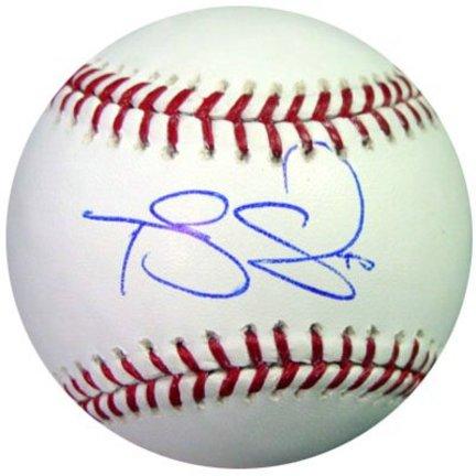 Travis Snider Toronto Blue Jays MLB Autographed Baseball