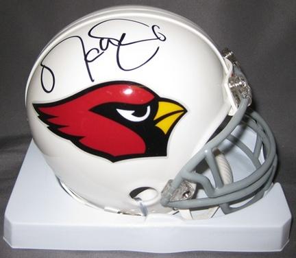 95a8716ffb9 Arizona Cardinals Signed Full-sized Helmet