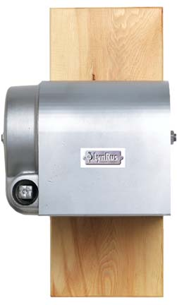 Manual Winch from Spalding