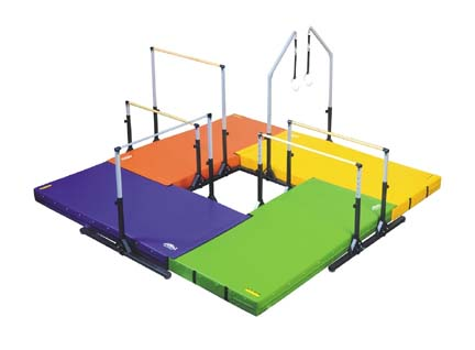 Kidz Gym™ MultiCircuit from American Athletic Inc