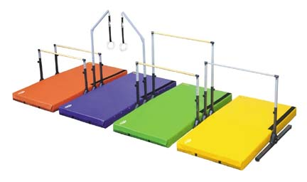 Kidz Gym™ Inline Circuit from American Athletic Inc