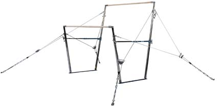 UTB-644 CLASSIC® Uneven Bars from American Athletic, Inc