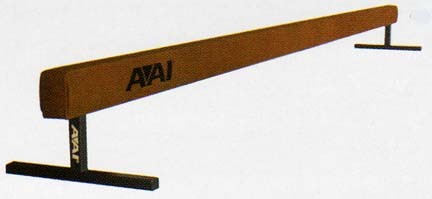 Low Balance Beam from American Athletic, Inc.