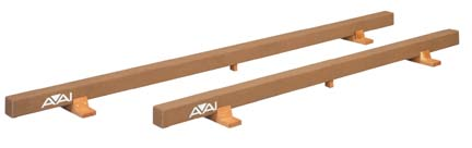 Junior 8' Balance Beam from American Athletic, Inc