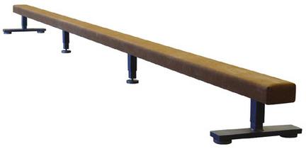 Reflex Low Training Balance Beam from American Athletic, Inc.