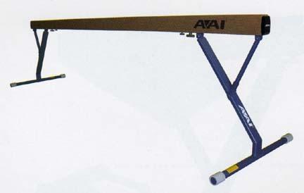 Adjustable Club Training Balance Beam from American Athletic, Inc.
