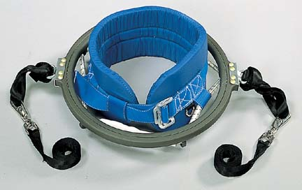 """Large Padded Twisting Belt (29"""" and over) from American Athletic, Inc"""