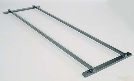 Uneven Bars Transporter Base from American Athletic, Inc