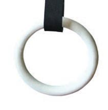 Fiberglass Rings (One Pair) from American Athletic, Inc.