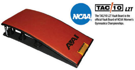 TAC/10 LZT Vaulting Board from American Athletic, Inc.