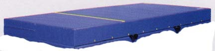"""5' x 10' x 8"""" Vaulting Top Pad from American Athletic, Inc."""