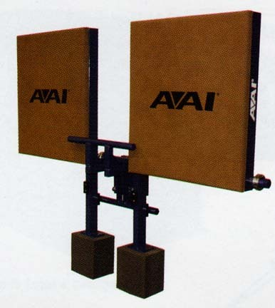 Spotting Platform for Women's Single Bar Trainers from American Athletic, Inc.