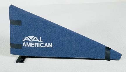 Space Reduction Stabilizer System (SRS) Pads (Set of 4 Pads) from American Athletic, Inc