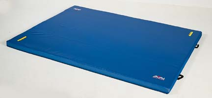 8 x 15 x 4 Folding Throw Mat from American Athletic Inc
