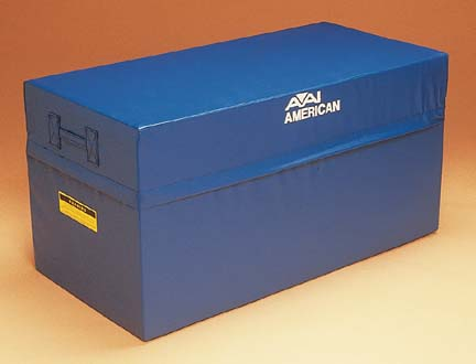 2 x 2 x 4 Spotting Block from American Athletic Inc