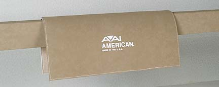 Suede Balance Beam Pad from American Athletic, Inc