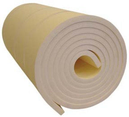 "6' x 42' x 1 1/2"" TriLam Floor Exercise Foam from American Athletic, Inc."