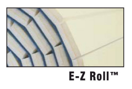 "6' x 42' x 1 3/8"" E-Z Roll™ Floor Exercise Foam from American Athletic, Inc."