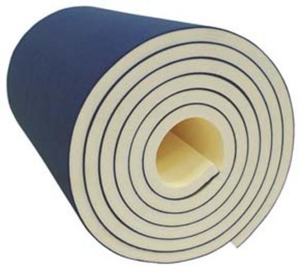 """6' x 42' x 2"""" QuadLam Foam Bonded Floor Exercise Carpet from American Athletic, Inc."""