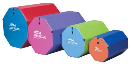 """25"""" x 36"""" Octagon Action Shape from American Athletic, Inc"""