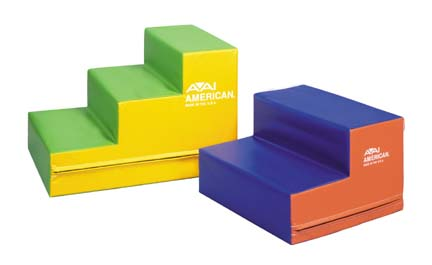 Two Step Action Shape from American Athletic, Inc