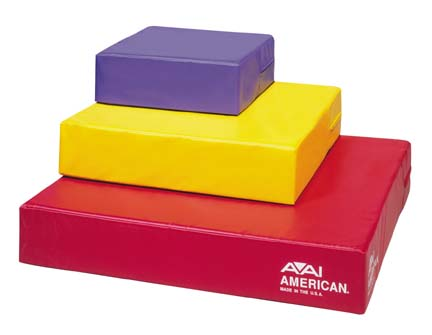 Mat Mountain Action Shape from American Athletic Inc