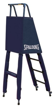 Six Piece Digital Pads for the Referee Platform from Spalding