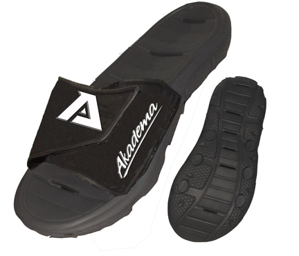 "Akadema Professional Zero Gravity ""Slides"" Baseball Shoe / Sandal"
