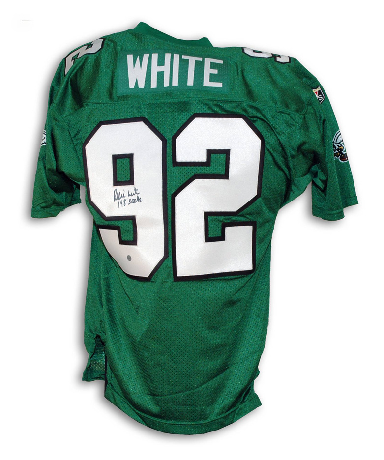 17389fde55278 Philadelphia Eagles Autographed Jersey Products On Sale