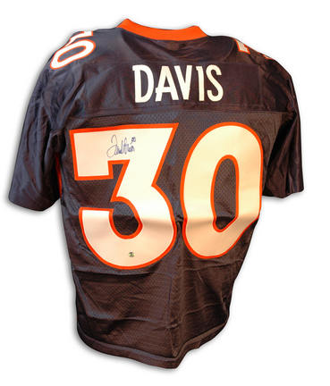 the life and achievements of terrell davis an athlete