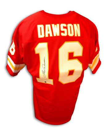 Len Dawson Kansas City Chiefs Memorabilia 9cf113f06