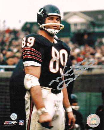 "Mike Ditka Chicago Bears Autographed 8 "" x 10 "" Photograph (Unframed)"
