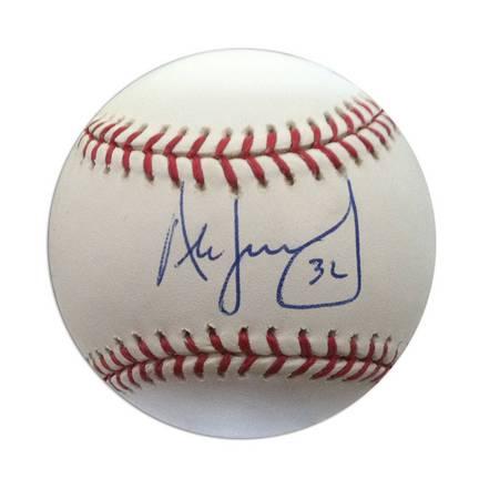 Alex Fernandez Autographed MLB Baseball