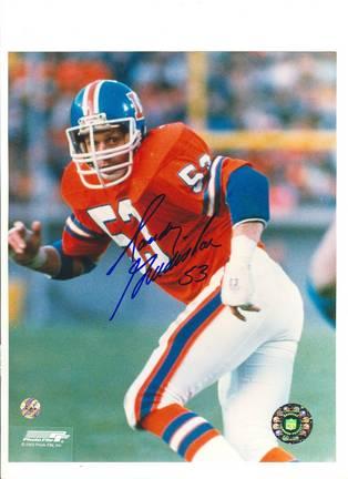 7c29dfaa Randy Gradishar Denver Broncos Memorabilia
