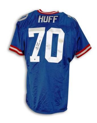 Sam Huff Giants Shirt, Giants Sam Huff Shirt, Sam Huff New York Giants