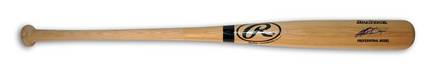 Jeff Kent Autographed Rawlings Big Stick Bat