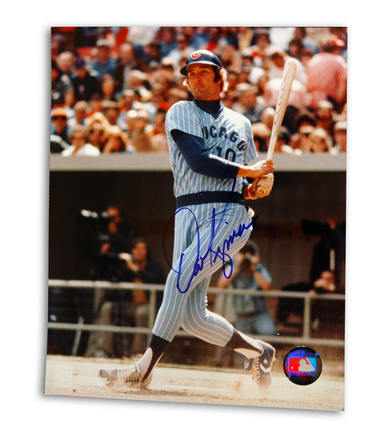 "Dave Kingman Chicago Cubs Autographed 8"" x 10"" Unframed Photograph"