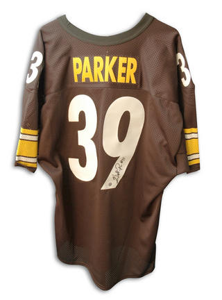 a25cf7fdb Pittsburgh Steelers Autographed Jerseys