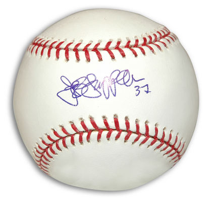 Jeff Suppan Autographed Baseball