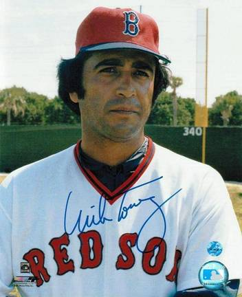 """Mike Torrez Boston Red Sox Autographed 8"""" x 10"""" Photograph (Unframed)"""