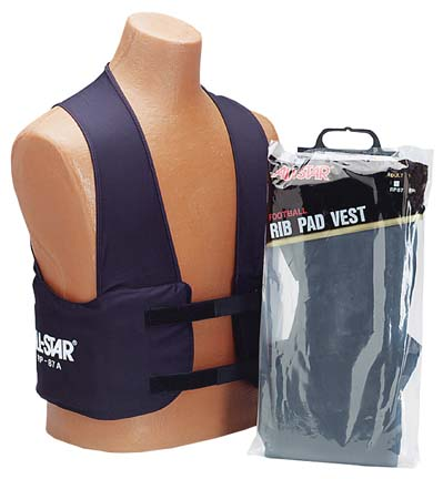 Adult Low Profile Adjustable Vest from All-Star