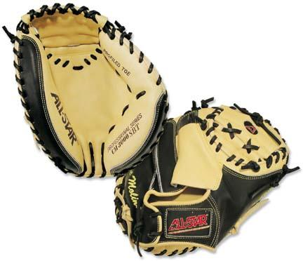 "33 1/2"" Adult Pro Elite Catcher's Mitt (Worn on the Left Hand) from All-Star"