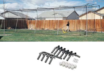 ATEC 40' Backyard Batting Cage